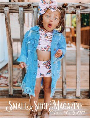 Small Shop Magazine Issue #2