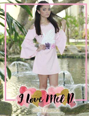 I Love Mel Summer Catalog