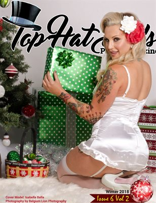 Top Hat Dolls Issue 6 Vol 2 Jan 2019
