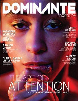 DOMINANTE Mag NUDE & Boudoir Vol. 26 Dec 2020