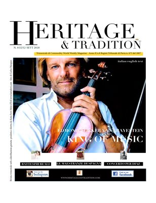 Heritage & Tradition Magazine 7/9 2018