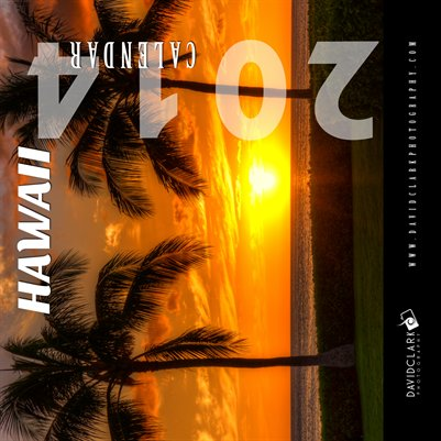 2014 Calendar-Hawaii Edition 12x12