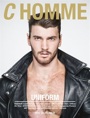 C HOMME #04 (COVER 5)