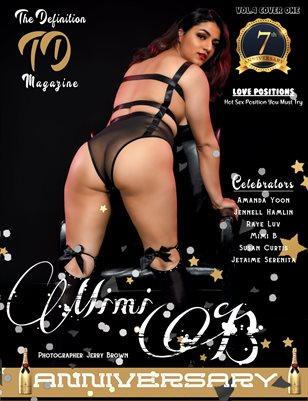 The Definition: Mimi B 7yr Anniversary Vol.4 Cover1