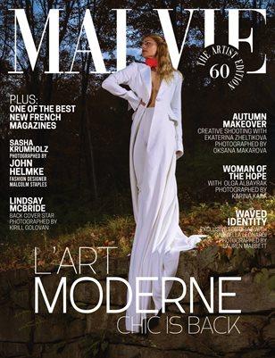 MALVIE Mag The Artist Edition Vol 60 November 2020