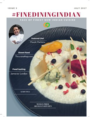 Fine Dining India Magazine July Issue