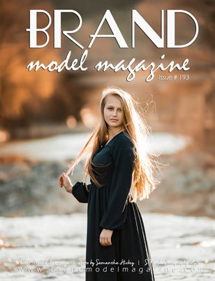 Brand Model Magazine  Issue # 193