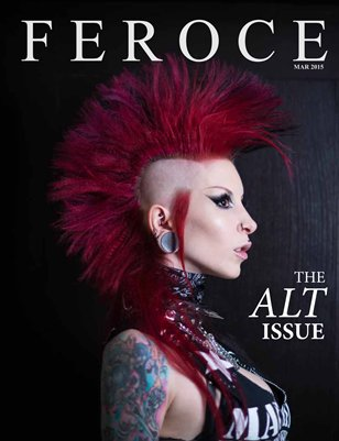 THE MARCH ISSUE 2015 - ALTERNATIVE