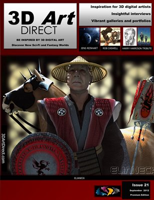3D Art Direct Issue 21
