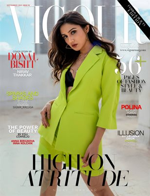 Fashion & Beauty   September Issue 03