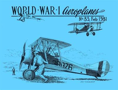 WW1 Aero #83 - February 1981
