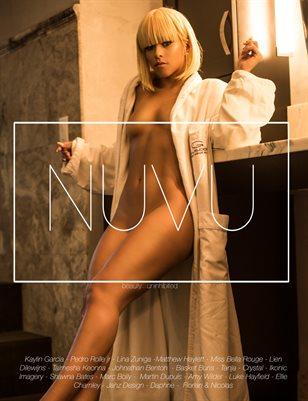 NUVU Magazine - Book 7 feat. Kaylin Garcia