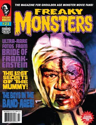 Freaky Monsters #21