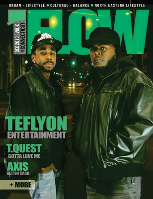 #ConnecticutFlow Magazine #0 - Teflyon Edition