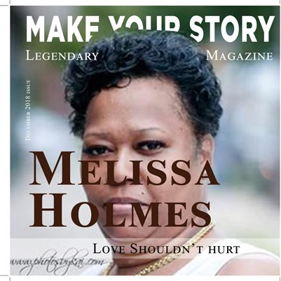Make Your Story Legendary Magazine - November 2018