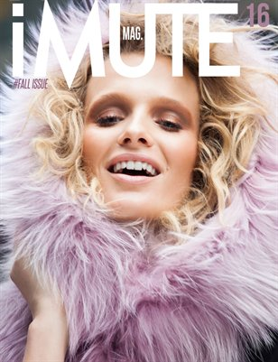 iMute Magazine #16 | Fall Issue