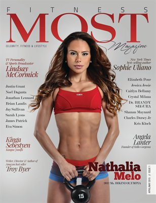 Most Magazine - Fitness ISSUE NO.1