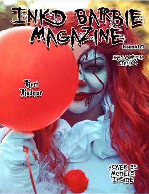 Inkd Barbie Magazine Issue #121 - Keri Radnor