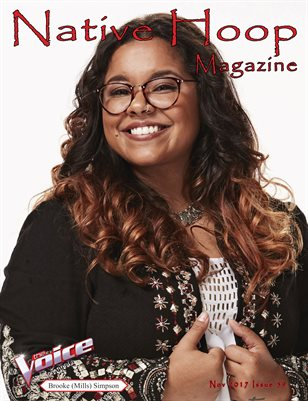 Native Hoop Magazine Issue #59