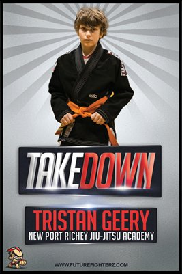 "Tristan ""TAKEDOWN"" Geery - Poster"