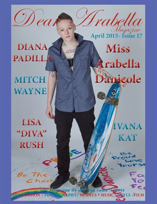 Dear Arabella Magazine April 2015