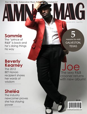AMN MAG, Issue #16