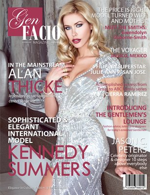 Gen Facio Magazine Issue 3 September 2015