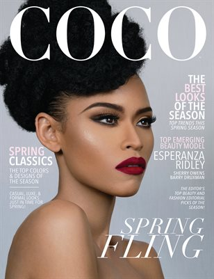 COCO Fashion Magazine - The Spring Edition