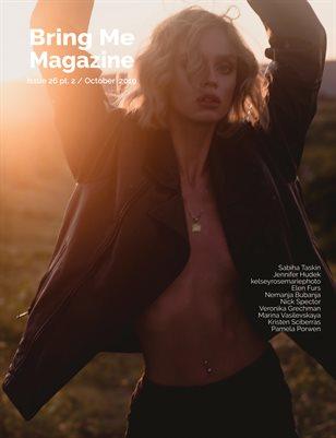 Bring Me Magazine / Issue 26 pt. 2