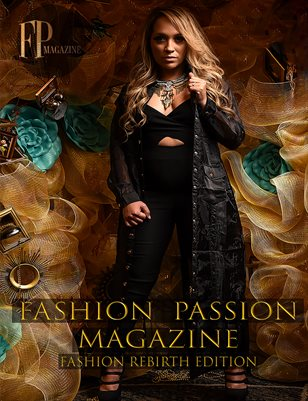 Fashion Passion Magazine - Summer 2021