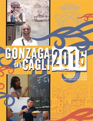 Gonzaga in Cagli 2016 book