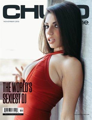 Chulo Magazine - November 2015