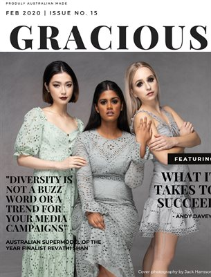 Gracious Issue 15