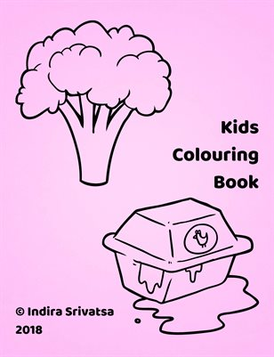 Kids Colouring Book 3