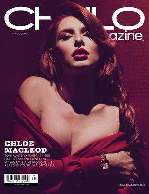 Chulo Magazine - April 2019