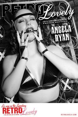 Angela Ryan Cover Poster