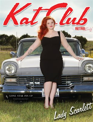 Kat Club by Retro Lovely Presents: Lady Scarlett