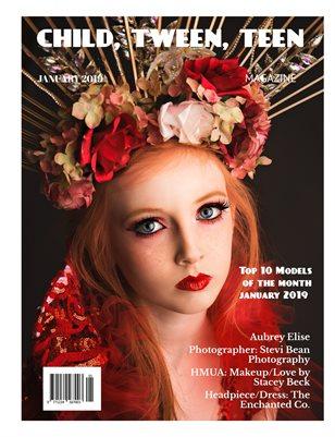 Child, Tween, Teen Magazine MM January 2019