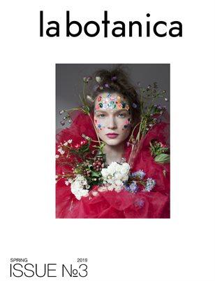 La Botanica Magazine Spring 2019. Cover 2