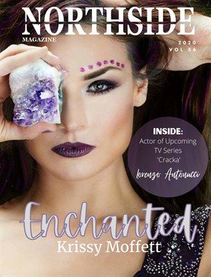 Northside Magazine Volume 56 Featuring: Krissy Moffett