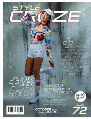 OCTOBER 2020 Issue (Vol: 72) | STYLÉCRUZE Magazine