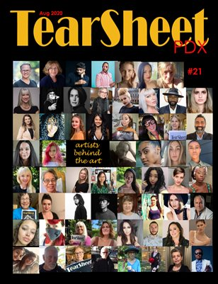 TearSheet PDX - August 2020 - Issue 21