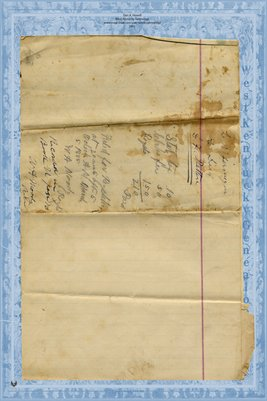 (PAGES 1-2) 1885 Deed,  Patten to Jernigan, Cannon County, Tennessee