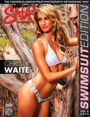 Snap Matter - 2015 Swimsuit Edition VOL4