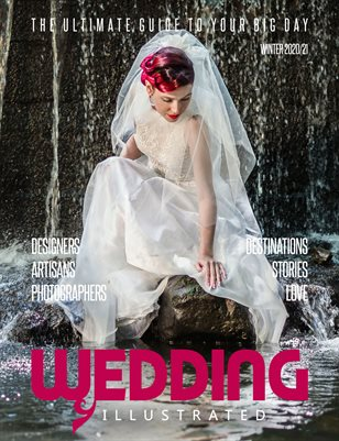 WEDDING ILLUSTRATED Winter 2020/21