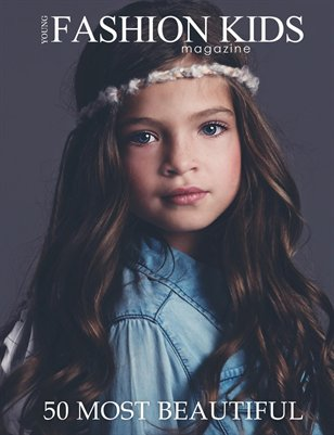 Young Fashion Kids Magazine | DECEMBER TOP 50 MOST BEAUTIFUL