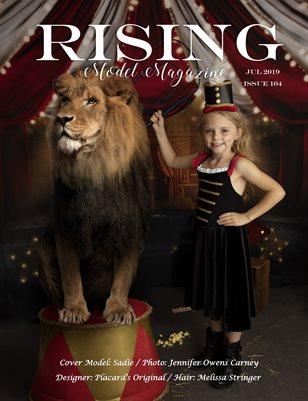Rising Model Magazine Issue #104