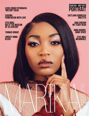 MARIKA MAGAZINE PORTRAIT (ISSUE 861 - MAY)