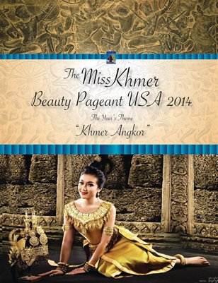 Miss Khmer USA 2014