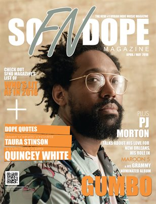 So FN Dope Magazine Issue 6